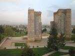 アクサライ宮殿跡