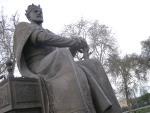アミールティムール像