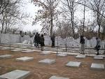 日本人墓地・資料館