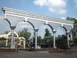 タシケント鉄道博物館