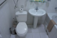 アジアブハラ バスルーム1