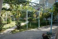 アジアブハラ 中庭2