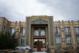 アジアサマルカンドホテル