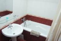 アジアサマルカンドホテル バスルーム1