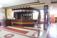 アジアサマルカンドホテル ロビー1