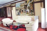 アジアサマルカンドホテル ロビー2