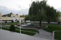 サマルカンドプラザ 中庭1
