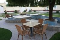サマルカンドプラザ 中庭2