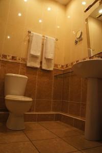 ベックホテル バスルーム1