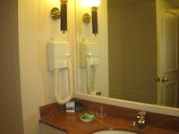 インターナショナルホテル バスルーム