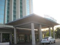 シティパレスホテル 外観1