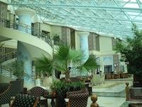 シティパレスホテル ロビー