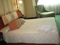 シティパレスホテル 客室1