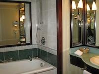 シティパレスホテル バスルーム1