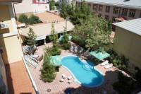 レトロパレスホテル プール1