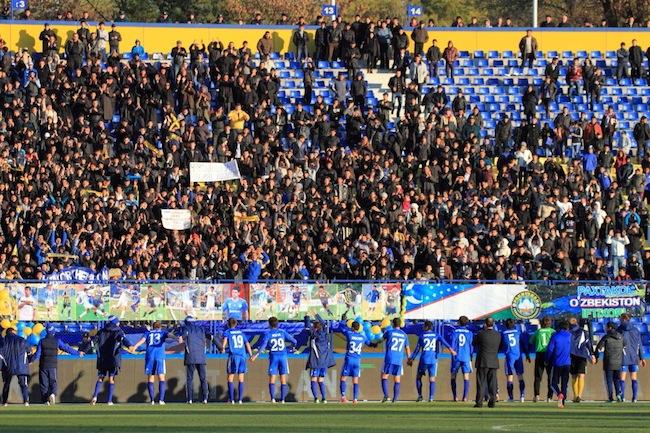 ウズベキスタンサッカー