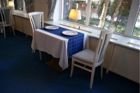 ショドリックパレスホテル レストラン3