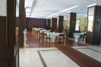 タシケントバレスホテル レストラン1