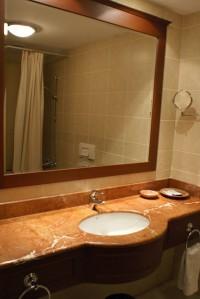 タシケントバレスホテル バスルーム1