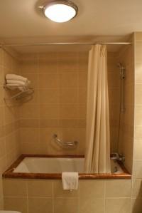 タシケントバレスホテル バスルーム2