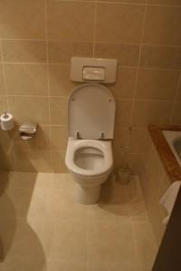 タシケントバレスホテル バスルーム4