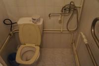 ナジーラ&アジズベック バスルーム2