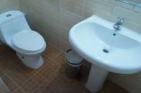 サーシャ&ソン バスルーム1