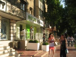 イタリアン・ジェラートのお店が人気